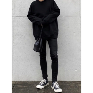 CLANE HOMME OVER SIZE TOPS 定価 18700円(スウェット)