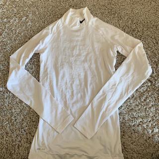 ナイキ(NIKE)のナイキ ハイネック長袖シャツ Sサイズ(ランニング/ジョギング)