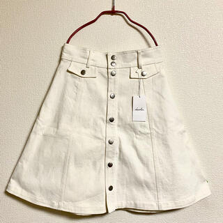 dazzlin - 新品未使用⭐️タグ付き⭐️ dazzlin ダズリン コットン スカート