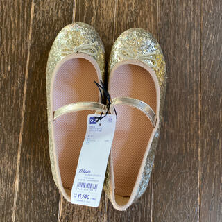 ジーユー(GU)のGU 子供用靴(フォーマルシューズ)