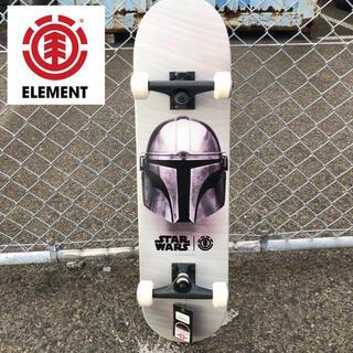エレメント(ELEMENT)のエレメント コンプリート スケートボード スケボー スターウォーズ(スケートボード)