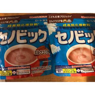ロートセイヤク(ロート製薬)のセノビック ココア味28杯分 2袋(その他)