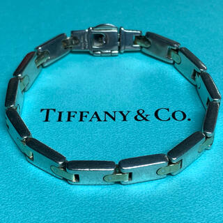 Tiffany & Co. - VINTAGE TIFFANY ティファニー H リンク コンビ ブレスレット