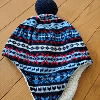 ユニクロ(UNIQLO)のユニクロ子供用帽子(帽子)