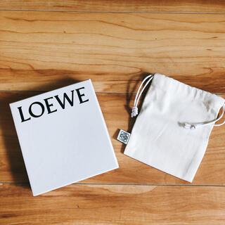 ロエベ(LOEWE)のロエベ LOEWE新品カードケースお財布箱のみ(ショップ袋)