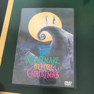 ナイトメアー・ビフォア・クリスマス(通常版) DVD(舞台/ミュージカル)