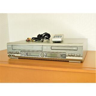 シャープ(SHARP)のSHARP シャープ ビデオ一体型DVDプレーヤー DV-GH550(DVDプレーヤー)