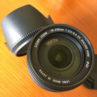 PENTAX - SIGMA  18-250mm DC MACRO HSM PENTAX 良品
