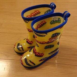 ミキハウス(mikihouse)のミキハウス 長靴 レインシューズ レインブーツ(長靴/レインシューズ)