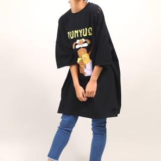 PUNYUS - ビッグTシャツ