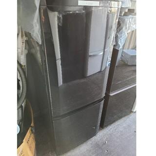 三菱 - 三菱 2ドア冷蔵庫 146L   💍2015年製💍 BLACK