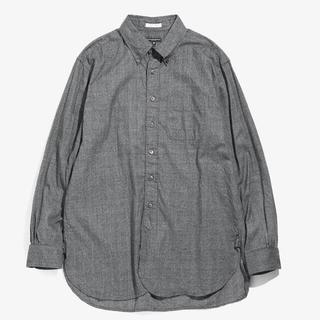 エンジニアードガーメンツ(Engineered Garments)のEngineered Garments シャツ M 2020 グレー(シャツ)