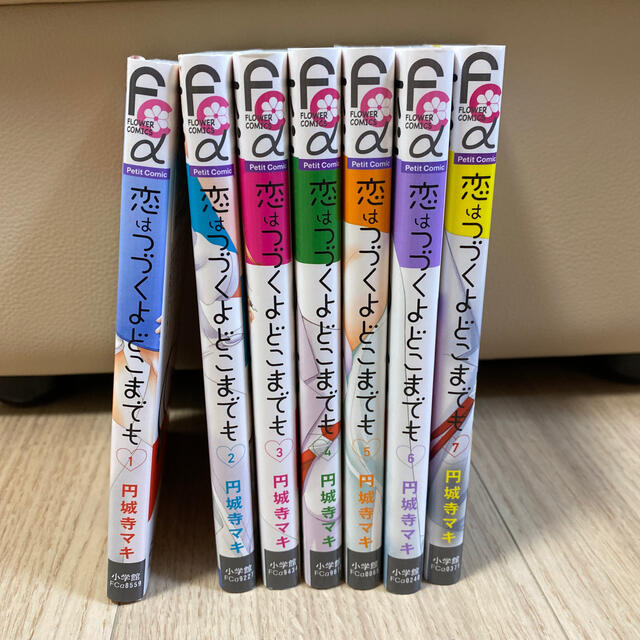 小学館(ショウガクカン)の恋はつづくよどこまでも  エンタメ/ホビーの漫画(少女漫画)の商品写真