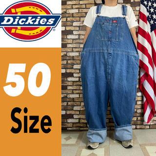 ディッキーズ(Dickies)のディッキーズ  オーバーオール  50サイズ 2394(サロペット/オーバーオール)