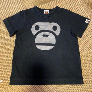 A BATHING APE - エイプ キッズ Tシャツ サイズ100