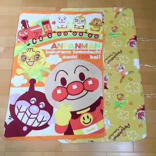 バンダイ(BANDAI)のアンパンマン  お昼寝布団カバー(シーツ/カバー)