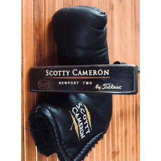 スコッティキャメロン(Scotty Cameron)のスコッティキャメロン トライレイヤード ニューポート トレリウムTel3ソール(クラブ)