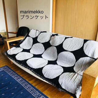marimekko - 【新品】marimekko KIVET ブランケット