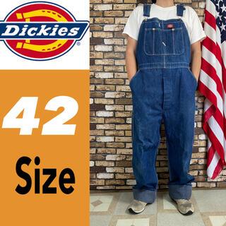 ディッキーズ(Dickies)のディッキーズ  オーバーオール 42サイズ 2107(サロペット/オーバーオール)