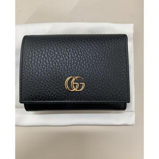 Gucci - グッチ GUCCI PETITE MARMONT 3つ折り財布 474746