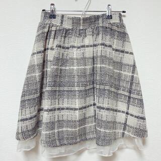 アンクルージュ(Ank Rouge)のスカート(ミニスカート)