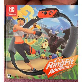 Nintendo Switch - NintendoSwitch リングフィットアドベンチャー