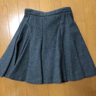 アベニールエトワール(Aveniretoile)のアベニールエトワール  ウールスカート(ひざ丈スカート)