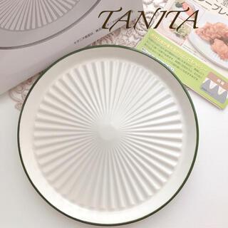 タニタ(TANITA)のご専用です。新品♡【タニタ食堂】TANITA  ヘルシープレート (食器)