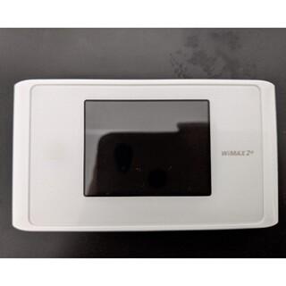 エヌイーシー(NEC)のUQ WIMAX Speed Wi-Fi NEXT WX04(PC周辺機器)