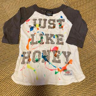 グルービーカラーズ(Groovy Colors)の値下げ グルービーカラーズ 半端袖 Tシャツ 100(Tシャツ/カットソー)