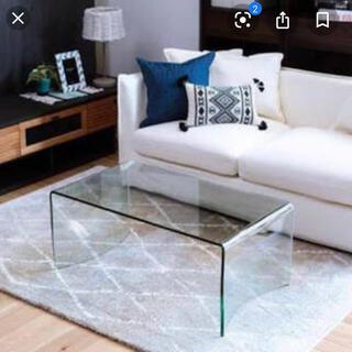 Francfranc - Francfranc ガラステーブル