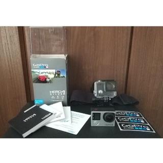 GoPro - GoPro HERO4 シルバーエディション アクセサリーいろいろ