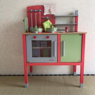 トイザらス - 木製キッチン おままごとキッチン トイザらス ジャノー