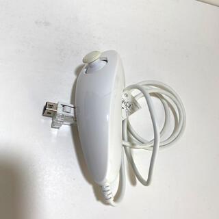 Wii - Wii  ヌンチャク 白