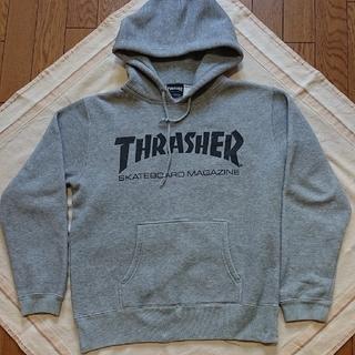 スラッシャー(THRASHER)のパーカー グレー(パーカー)