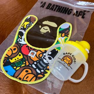 A BATHING APE - エイプ ベビーマイロ セット