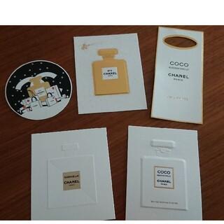 CHANEL - CHANEL シャネル 香水 ムエット 5枚