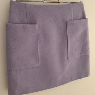 IENA - ソフトモッサー 台形スカート