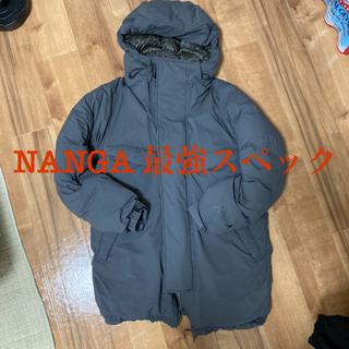 ナンガ(NANGA)のナンガ マウンテンビレーコート 新品未使用品(ダウンジャケット)
