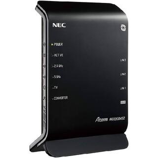 NEC - NEC 無線LANルーターAterm WG1200HS2 2.4GHz/5GHz