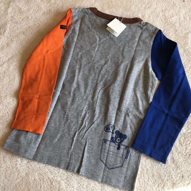 DOUBLE.B(ダブルビー)の新品 ダブルB 120 キッズ/ベビー/マタニティのキッズ服男の子用(90cm~)(Tシャツ/カットソー)の商品写真
