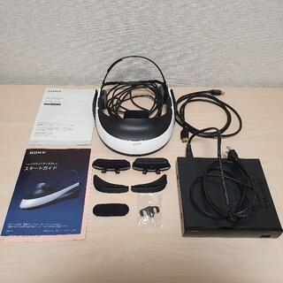 SONY - ソニー HMZ-T1 ヘッドマウントディスプレイ (おまけブルーレイつき)