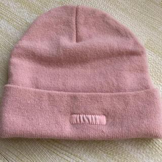 バーバリー(BURBERRY)のBurberry London ニット帽 ニットキャップ(ニット帽/ビーニー)