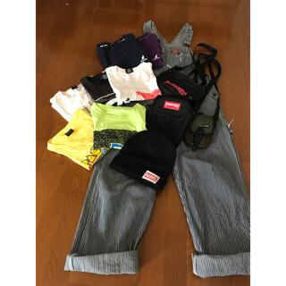 ディッキーズ(Dickies)の服まとめ売りstussy、Dickies、kangol、thrasherなど(サロペット/オーバーオール)