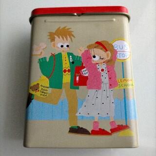 【レモンビレッジ】昭和レトロ缶(その他)