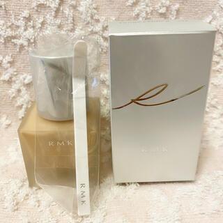 RMK - RMK クリーミィファンデーション N 102
