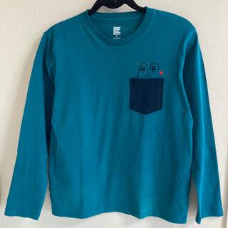 グラニフ(Design Tshirts Store graniph)のgraniph  ロングTシャツ(Tシャツ/カットソー(七分/長袖))