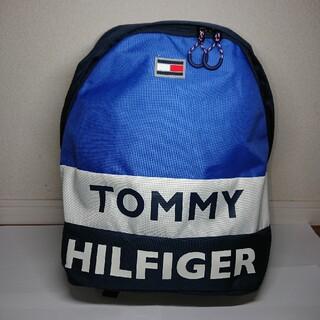 トミーヒルフィガー(TOMMY HILFIGER)のトミーヒルフィガー 青 リュック バックパック TOMMYHILFIGER(リュック/バックパック)