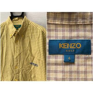 KENZO - 90' KENZO GOLF サイズ4 XL ケンゾーゴルフ 小杉産業製
