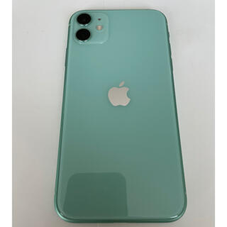 iPhone - SIMフリー iPhone11 128GB グリーン